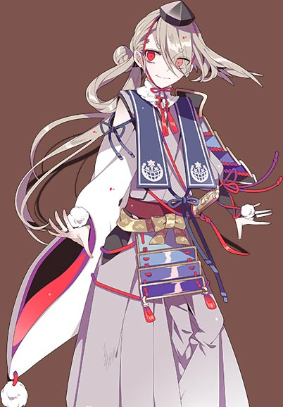 刀剑乱舞今剑-ima no tsurugi-いまのつるぎ