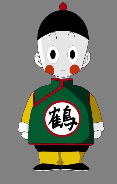 七龙珠饺子人物简介 长不大的饺子