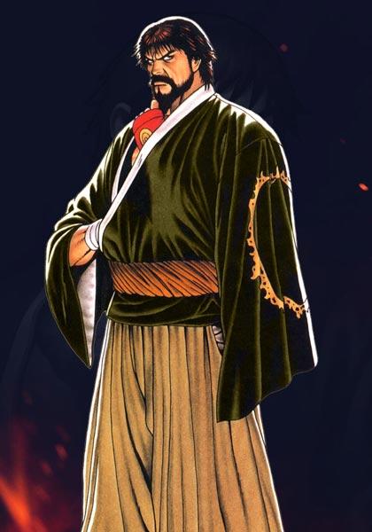 拳皇草薙柴舟_kof草薙之神_kusanagi saishu