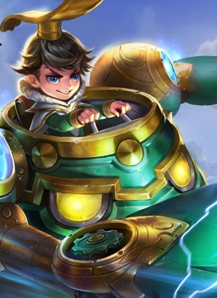 蓉城小霸王刘禅 王者荣耀中的英雄