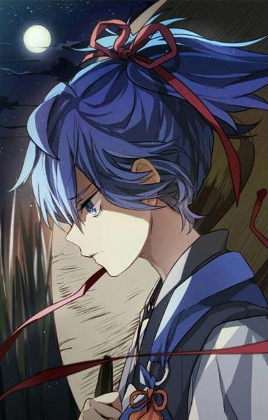 刀剑乱舞小夜左文字-Sayosamonji-さよさもんじ