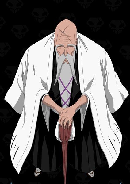 山本元柳斋重国 动漫死神中的人物