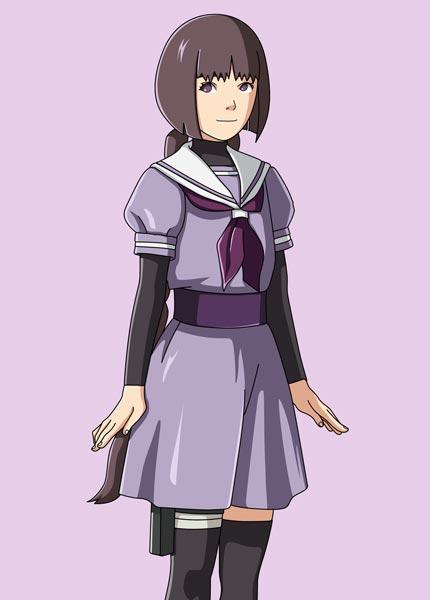 博人传笕堇-Kakei Sumire-かけい スミレ