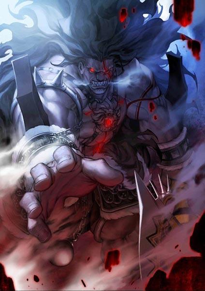 fate赫拉克勒斯-Hercules-ヘラクレス