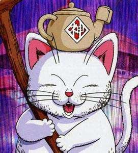 七龙珠猫仙人人物介绍