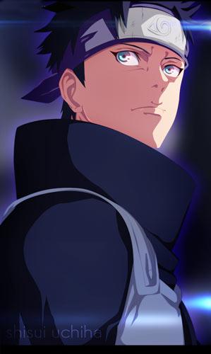火影忍者宇智波止水-Uchiha Shisui-うちはシスイ