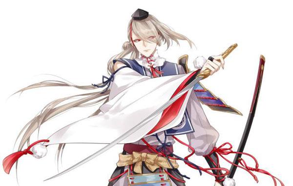今剑宽屏壁纸 刀剑乱舞今剑动漫壁纸