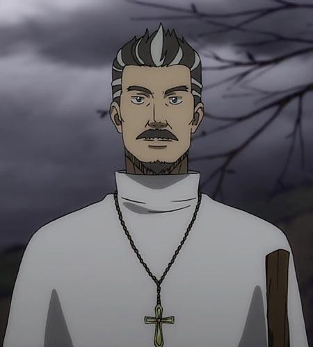 黑色四叶草神父欧尔吉・奥法伊