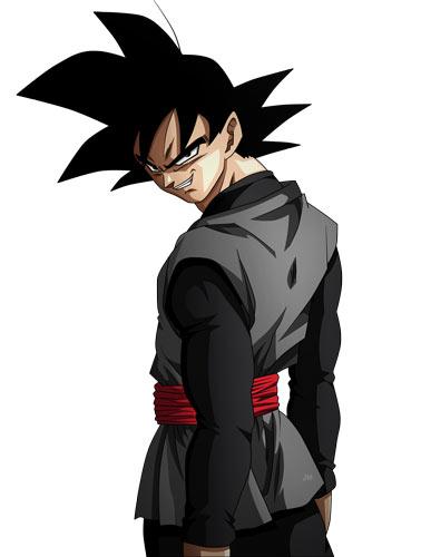 龙珠超黑悟空_Goku Black_ゴクウ ブラック