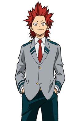 我的英雄学院切岛锐儿郎(烈怒赖雄斗)-Kirishima Eijiro-きりしま えいじろ