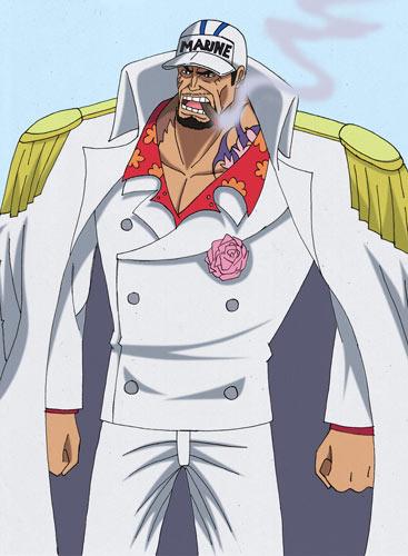海贼王萨卡斯基-赤犬-Sakazuki