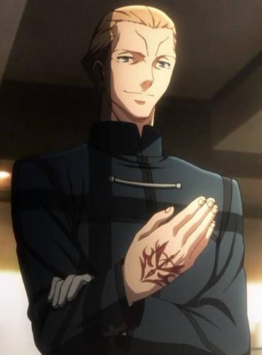 fate肯尼斯·艾尔梅洛伊·阿其波卢德-君主·埃尔梅罗-肯主任-柠檬