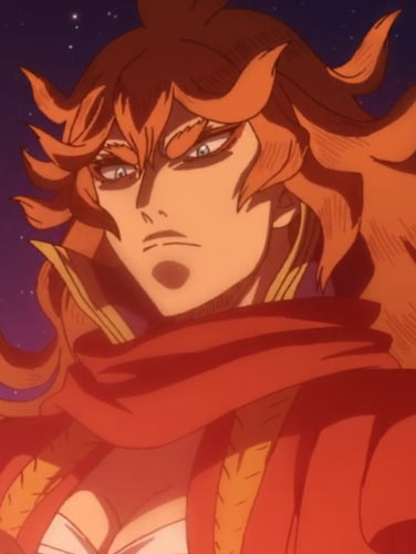 黑色四叶草梅列蕾欧娜·凡米利安-未尝败绩的无冕母狮子