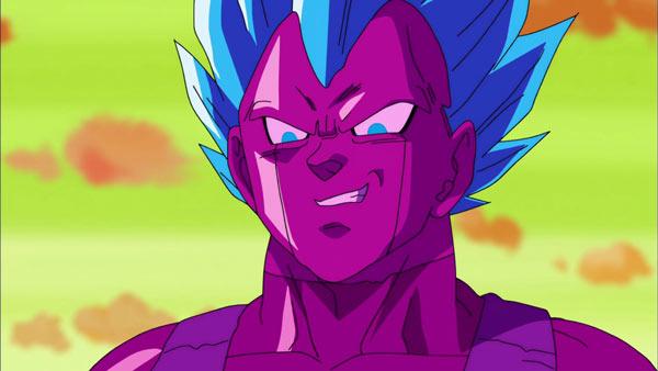 龙珠超克隆贝吉塔动漫图片 紫色贝吉塔图片高清(10P)