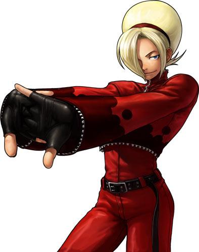 拳皇阿修·克里穆尊-克里门森-麻子哥-Ash Crimson