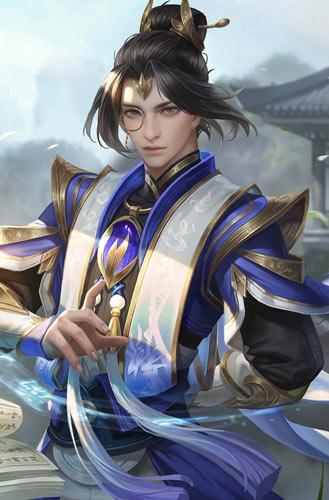 王者荣耀张良-Zhang Liang