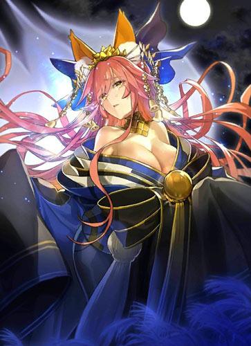 fate玉藻前-Tamamo no Mae-たまもまえ