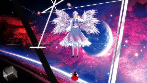 东方Project魔界天使萨丽艾尔游戏图片