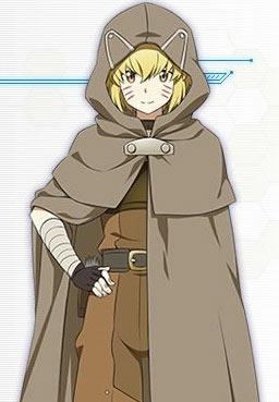 刀剑神域鼠之亚尔戈-Argo-アルゴ