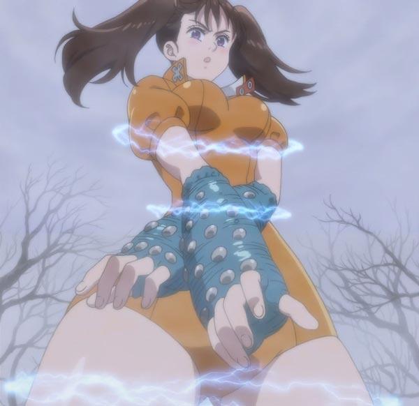 七原罪黛安动漫图片