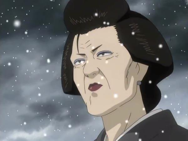 日本欧巴桑登势婆婆动漫图片