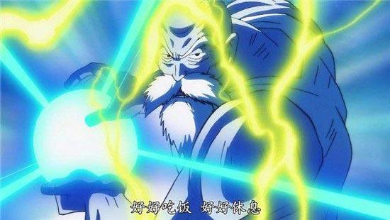 """龙珠超龟仙人的实力增强太多 连比鲁斯也尊称其""""武天老师"""""""