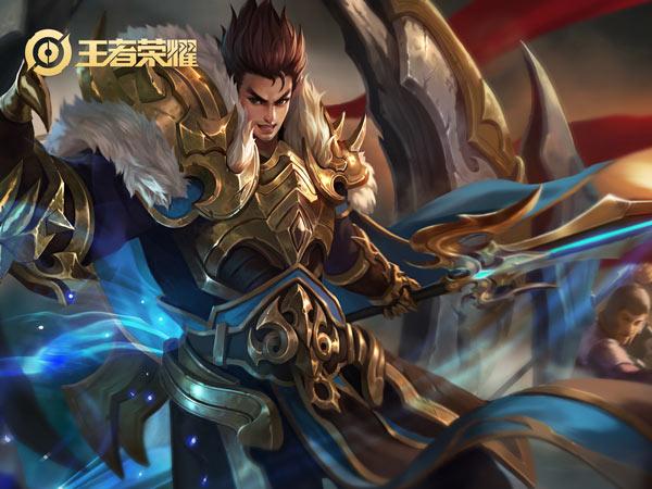 王者荣耀张飞的游戏皮肤图片