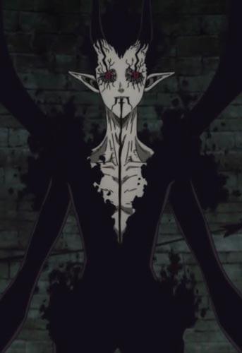 黑色五叶草扎克莱德-Zagred-ザグレド-言灵恶魔
