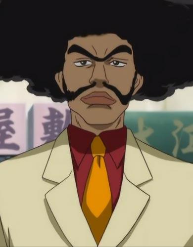 银魂八郎先生-花子