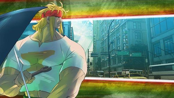街头霸王5阿历克斯背景故事图片