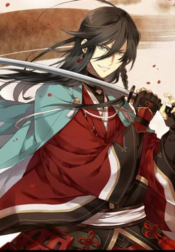刀剑乱舞和泉守兼定-Izuminokami Kanesada-いずみのかみかねさだ