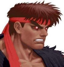 街头霸王杀意隆-Evil Ryu-杀意の波动に目覚めたリュウ