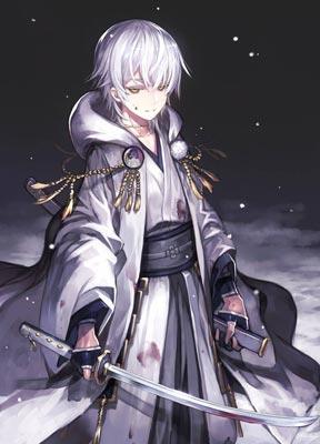 刀剑乱舞鹤丸国永-Tsurumaru Kuninaga-つるまるくになが