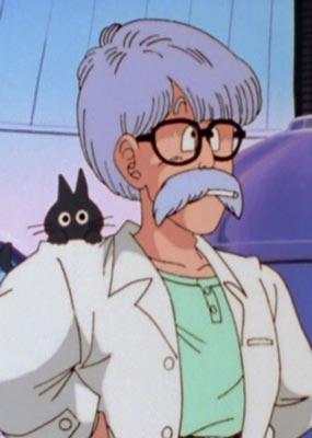龙珠布里夫博士-Burifu Hakase-ブリーフ博士
