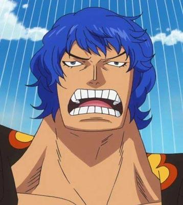 海贼王布鲁·基利-Blue Gilly-ブルー・ギリー