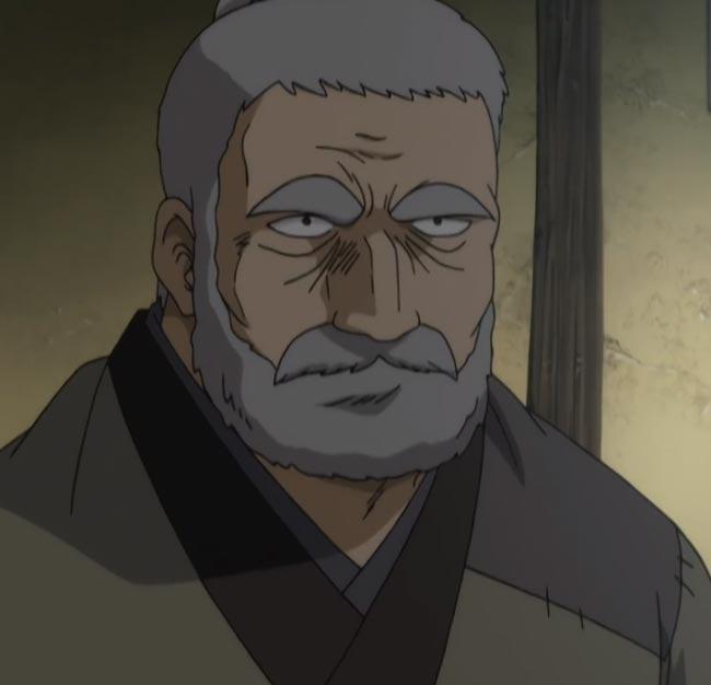 银魂永井先生
