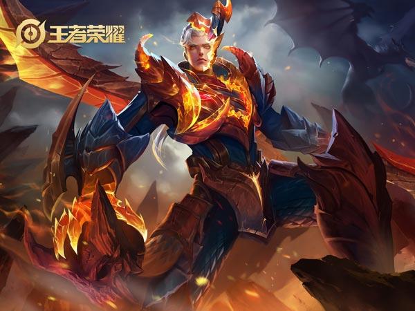 王者荣耀异乡人铠皇游戏图片大全
