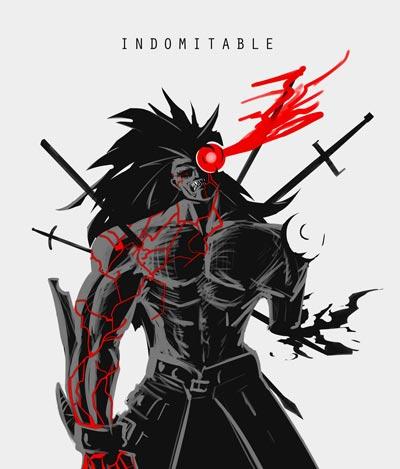 Fate狂战士的英灵赫拉克勒斯手机壁纸