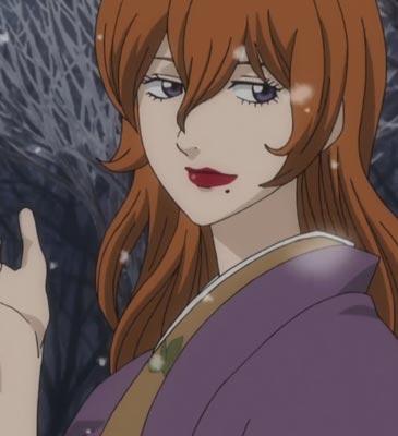 银魂文子小姐-伊丽莎白的前女友