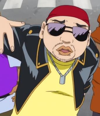 银魂佐佐木铁之助-Sasaki Tetsunosuke-ささき てつのすけ