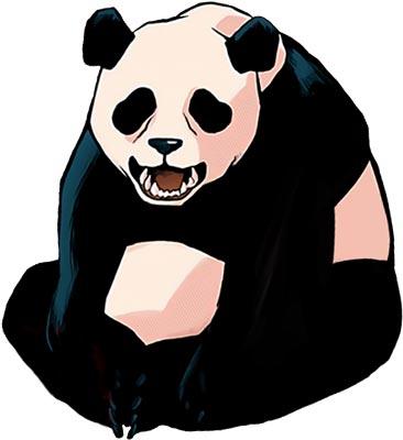 咒术回战熊猫/胖达-Panda-パンダ