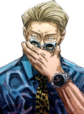 咒术回战七海建人-Nanami Kento-ななみ けんと