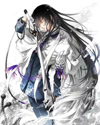 刀剑乱舞数珠丸恒次-Juuzumaru Tsunetsugu-じゅずる つねつぐ