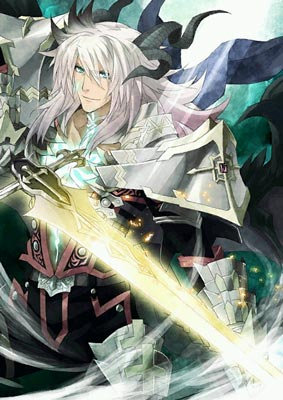 Fate龙血之骑士齐格飞-Siegfried-ジークフリート