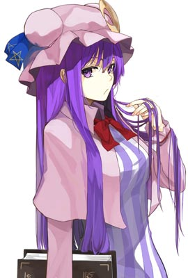 东方Project帕邱莉·诺蕾姬-Patchouli Knowledge-パチュリー・ノーレッジ