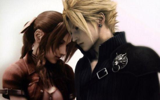 最终幻想7中的克劳德有和艾瑞丝一起过吗?