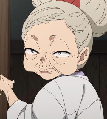 怪物事变御花婆婆-Granny Ohana-御花ばあさん