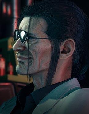 最终幻想7宝条-Professor Hojo