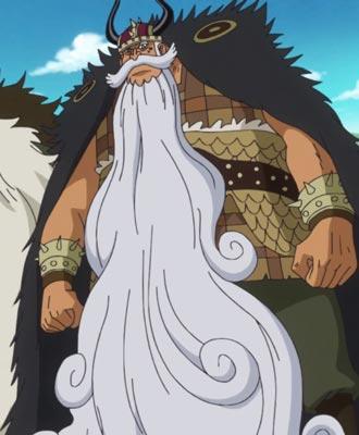 海贼王瀑布胡子约鲁鲁-Yoruru-ヨルル