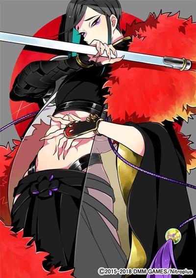 刀剑乱舞静形薙刀-Shizukagata Naginata-しずかがたなぎなた